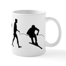 Downhill Skiing Mug