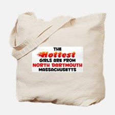 Hot Girls: North Dartmo, MA Tote Bag