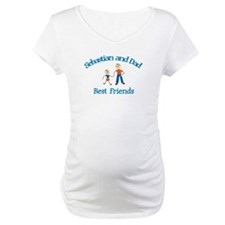 Sebastian & Dad - Best Friend Shirt