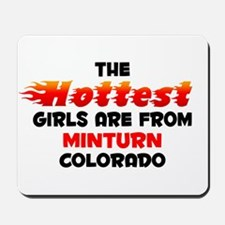 Hot Girls: Minturn, CO Mousepad