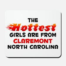 Hot Girls: Claremont, NC Mousepad