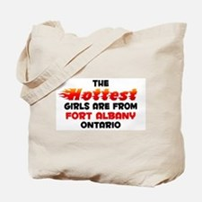 Hot Girls: Fort Albany, ON Tote Bag