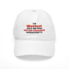 Hot Girls: Newton Highl, MA Baseball Cap