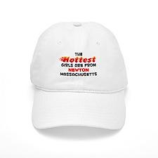 Hot Girls: Newton, MA Baseball Cap