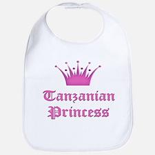 Tanzanian Princess Bib