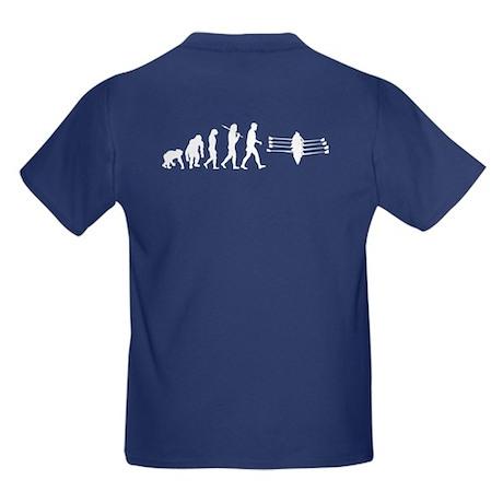 Rowing Crew Kids Dark T-Shirt