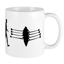 Rowing Crew Small Mug