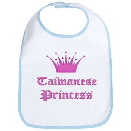 Taiwanese Princess Bib