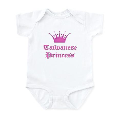 Taiwanese Princess Infant Bodysuit
