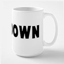 Pipe down Mug
