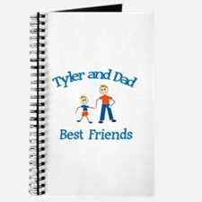 Tyler & Dad - Best Friends Journal