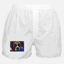 Cute Boxer dog Boxer Shorts