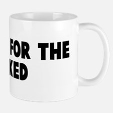No rest for the wicked Mug