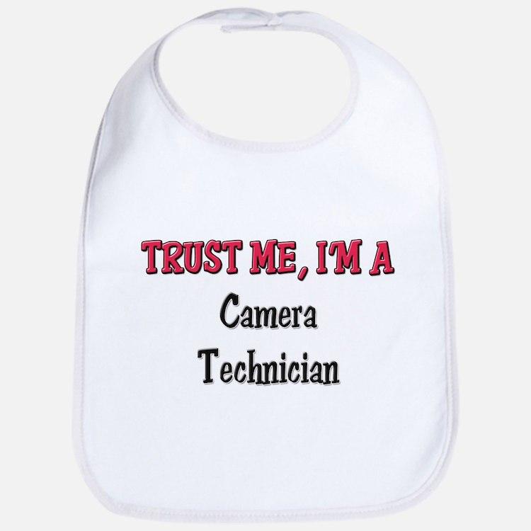 Trust Me I'm a Camera Technician Bib
