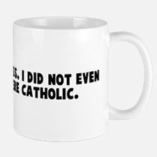 Photons have mass I did not e Mug