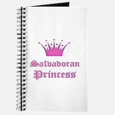 Salvadoran Princess Journal