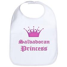 Salvadoran Princess Bib