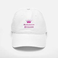 Salvadoran Princess Baseball Baseball Cap