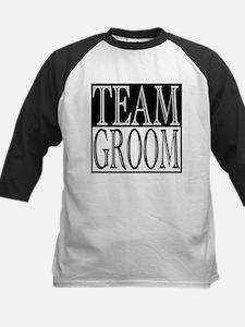 Team Groom -- Wedding Day Tee