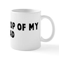 Off the top of my head Mug