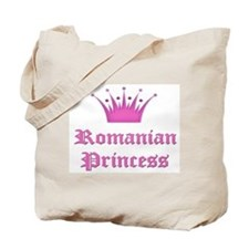 Romanian Princess Tote Bag