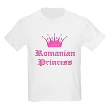Romanian Princess T-Shirt