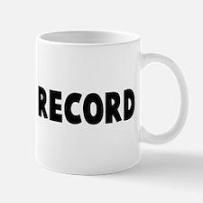 Off the record Mug