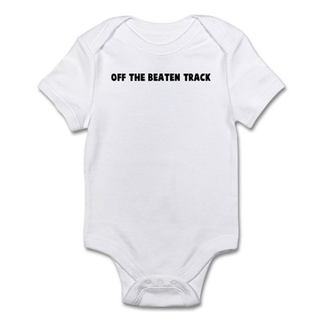 Off the beaten track Infant Bodysuit
