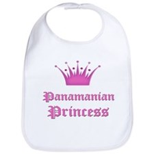 Panamanian Princess Bib
