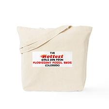 Hot Girls: Florissant F, CO Tote Bag