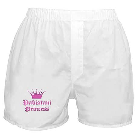 Pakistani Princess Boxer Shorts