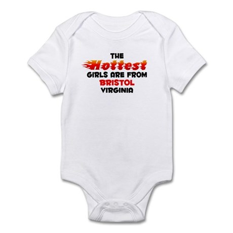 Hot Girls: Bristol, VA Infant Bodysuit