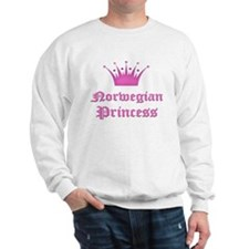 Norwegian Princess Sweatshirt