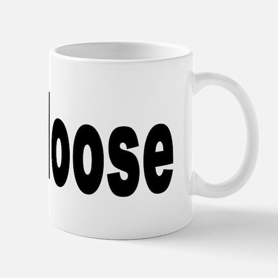 I Love Moose for Moose Lovers Mug