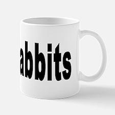 I Love Rabbits for Rabbit Lovers Mug