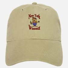 New York Wineaux Baseball Baseball Cap