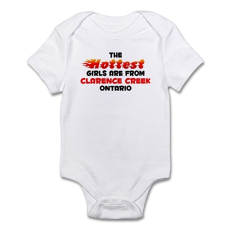 Hot Girls: Clarence Cre, ON Infant Bodysuit