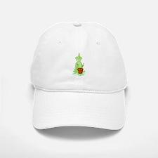 Green Baseball Baseball Cap