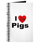I Love Pigs for Pig and Hog Lovers Journal