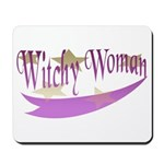 Witchy Woman Mousepad