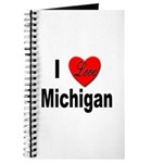 I Love Michigan Journal