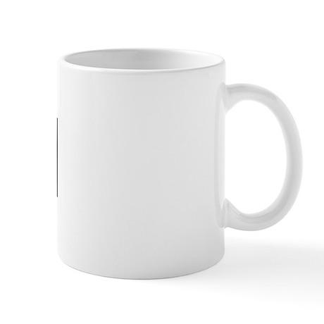 3-be the change Mugs