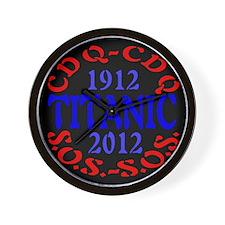 TITANIC Wall Clock