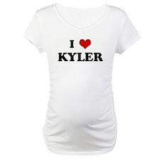 I Love KYLER Shirt