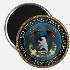 """17th District USCG 2.25"""" Magnet (10 pack)"""