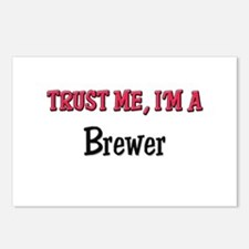 Trust Me I'm a Brewer Postcards (Package of 8)