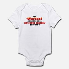 Hot Girls: Air Force Ac, CO Infant Bodysuit