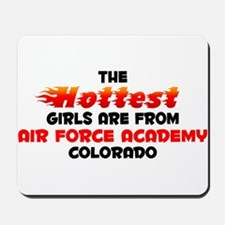 Hot Girls: Air Force Ac, CO Mousepad