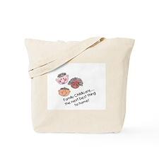 Unique Daycare Tote Bag