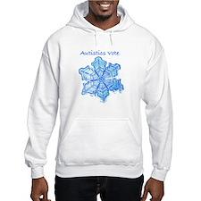 Snowflake Vote Hoodie